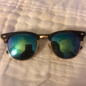 Diff club master sunglasses